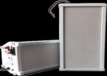 本月新品:路扬/ROYEOS牌一托一有源室内/外防水音柱